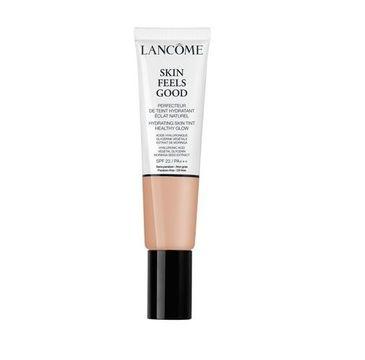 Lancome Skin Feels Good – nawilżający podkład do twarzy 035W Fresh Almond (32 ml)