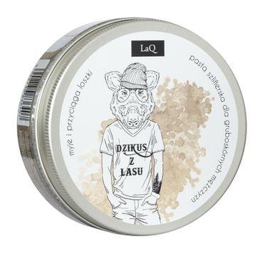 LaQ Dzikus z lasu – peeling do ciała dla facetów (200 ml)