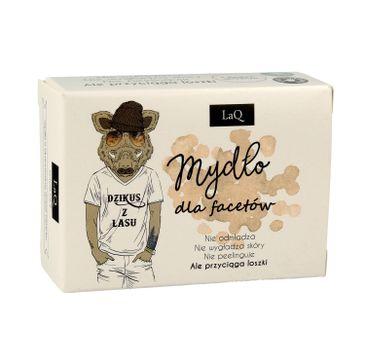 LaQ Dzikus z Lasu mydło w kostce dla mężczyzn (85 ml)