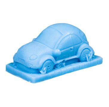 LaQ Happy Soaps Pan Samochodzik mydło glicerynowe niebieskie (60 g)