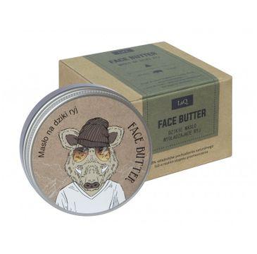 LaQ masło do twarzy dla mężczyzn Dzik (50 ml)