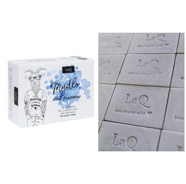 LaQ mydło dla facetów z węglem aktywnym (85 ml)