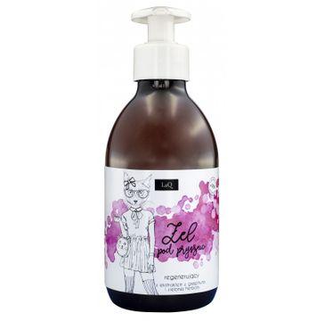 LaQ żel pod prysznic regenerujący ekstrakt z grejpfruta i zielonej herbaty (300 ml)