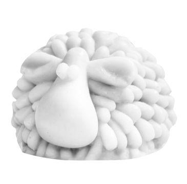 Laq Mydło glicerynowe Baranek - biały (100 g)