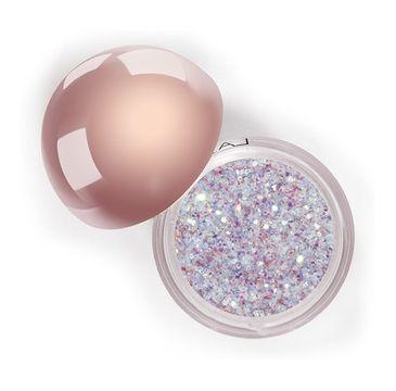 LASplash Crystallized Glitter sypki cień do powiek Cali Rose 3.5g