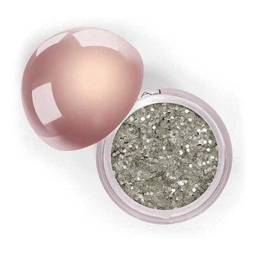LASplash Crystallized Glitter sypki cień do powiek Dark Star 3.5g