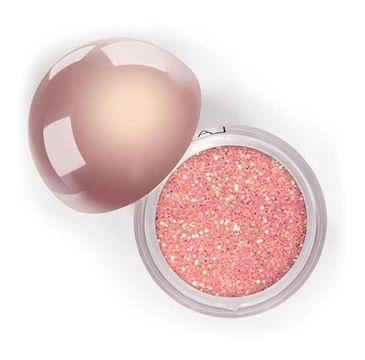 LASplash Crystallized Glitter sypki cień do powiek Fuzzy Flamingo 3.5g