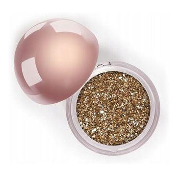 LASplash Crystallized Glitter sypki cień do powiek Gold Rush 3.5g