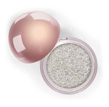 LASplash Crystallized Glitter sypki cień do powiek Platinum Fizz 3.5g