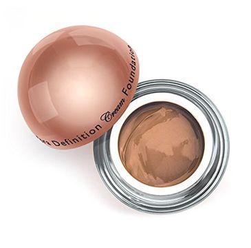 LASplash Ultra Defined Cream Foundation ultrakryjący matowy podkład do twarzy Carmel 30ml