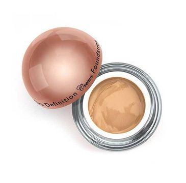 LASplash Ultra Defined Cream Foundation ultrakryjący matowy podkład do twarzy Cashew Light 30ml