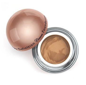 LASplash Ultra Defined Cream Foundation ultrakryjący matowy podkład do twarzy Hazalnut Dark Medium 30ml
