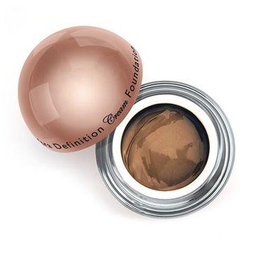 LASplash Ultra Defined Cream Foundation ultrakryjący matowy podkład do twarzy Toffe Cool Med Dark 30ml