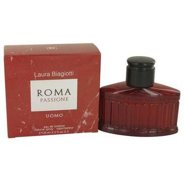 Laura Biagiotti Roma Passione Uomo woda toaletowa spray 125ml