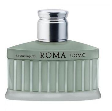 Laura Biagiotti Roma Uomo Cedro woda toaletowa spray 75ml