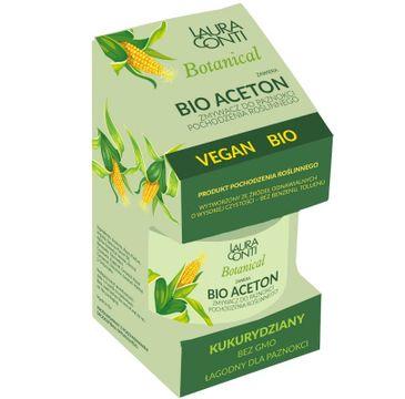 Laura Conti – Botanical Bio Aceton zmywacz do paznokci pochodzenia roślinnego (50 ml)