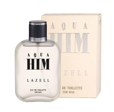 Lazell Aqua Him For Men woda toaletowa spray (100 ml)