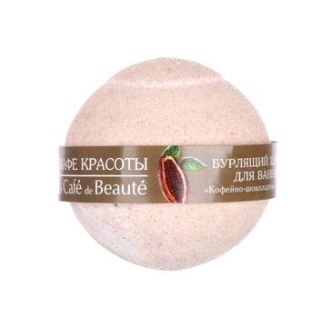 Le Cafe de Beaute musująca kula do kąpieli sorbet czekoladowy 120 g