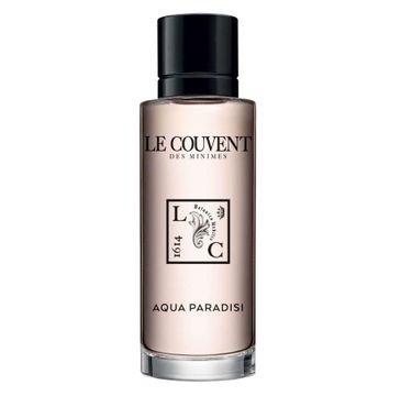 Le Couvent Aqua Paradisi woda kolońska spray (100 ml)