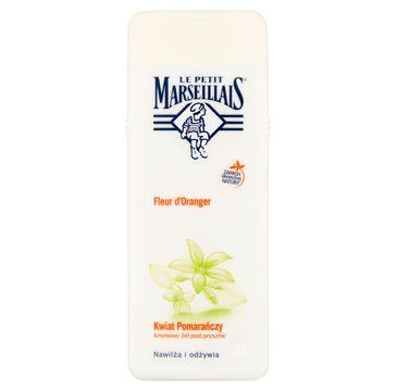 Le Petit Marseillais Delikatny żel pod prysznic Kwiat Pomarańczy 400ml
