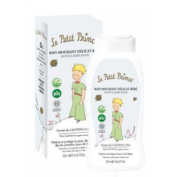 Le Petit Prince Gentle Baby Bath delikatny organiczny płyn do kąpieli dla dzieci (250 ml)