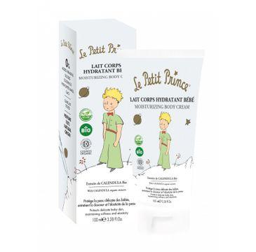 Le Petit Prince Moisturizing Body Cream nawilżający organiczny krem do ciała dla dzieci (100 ml)
