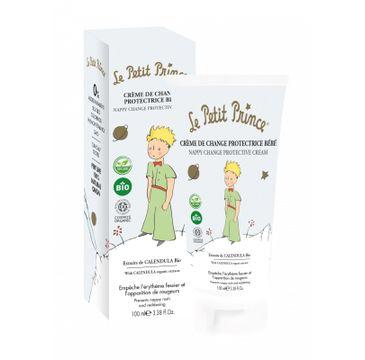 Le Petit Prince Nappy Change Protective Cream ochronny i kojący organiczny krem pieluszkowy dla dzieci (100 ml)