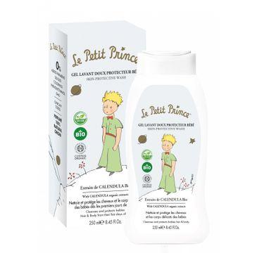 Le Petit Prince Skin-Protective Wash ochronny organiczny żel do mycia ciała i włosów dla dzieci (250 ml)
