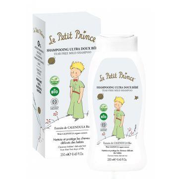 """Le Petit Prince Tear Free Mild Shampoo łagodny organiczny szampon """"bez łez"""" dla dzieci (250 ml)"""