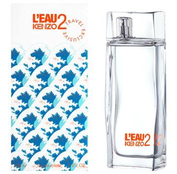 L'eau 2 Kenzo Pour Homme woda toaletowa spray (100 ml)