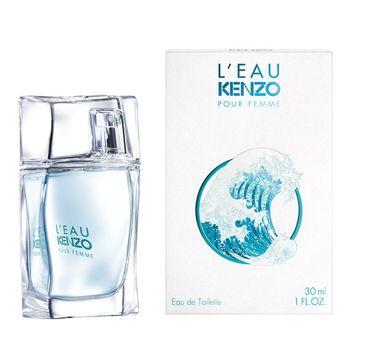 L'eau Kenzo Pour Femme woda toaletowa spray (30 ml)