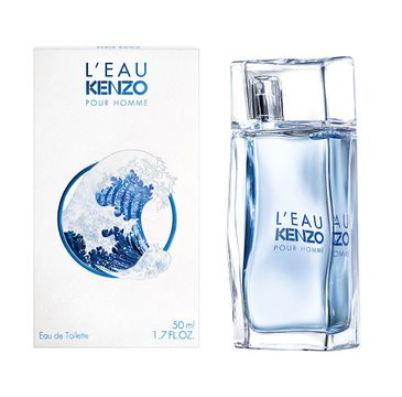 L'eau Kenzo Pour Homme woda toaletowa spray (50 ml)