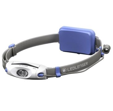 Ledlenser Latarka czołowa NE04 Blue