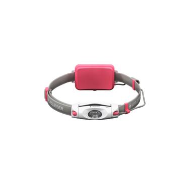 Ledlenser Latarka czołowa NE04 Pink