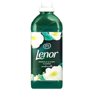 Lenor Perfumelle Emerald & Ivory Flower Szmaragd Płyn do płukania tkanin (1.42 l)