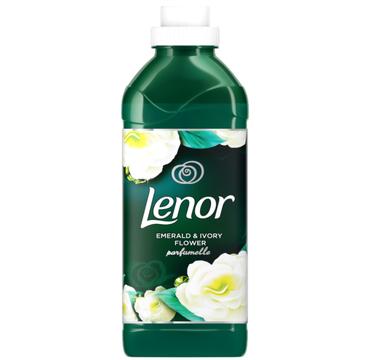 Lenor płyn do płukania tkanin Emerals & Ivory Flower (750 ml)