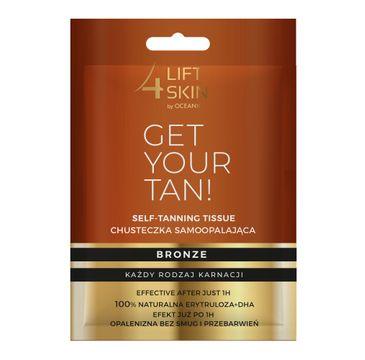 Lift4Skin Get Your Tan! chusteczka samoopalająca (1 szt.)