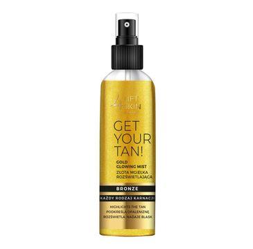 Lift4Skin Get Your Tan! złota mgiełka rozświetlająca (150 ml)