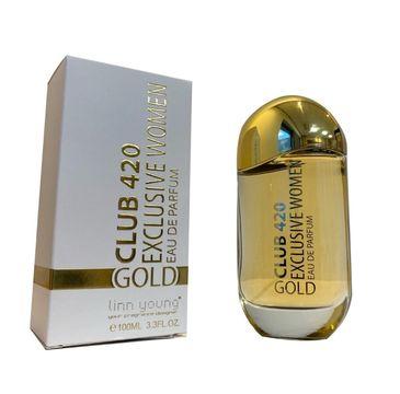 Linn Young – Club 420 Gold Exclusive Women woda perfumowana spray (100 ml)