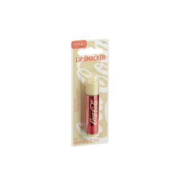 Lip Smacker Flavoured Lip Balm błyszczyk do ust Coca-Cola Vanilla 4g