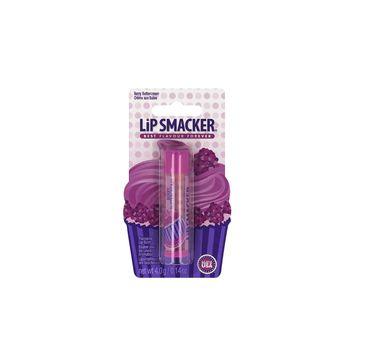 Lip Smacker Flavoured Lip Balm błyszczyk do ust Cupcake Berry Buttercream 4g