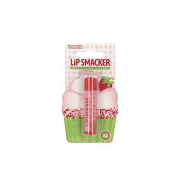 Lip Smacker Flavoured Lip Balm błyszczyk do ust Cupcake Strawberry Sprinkle 4g