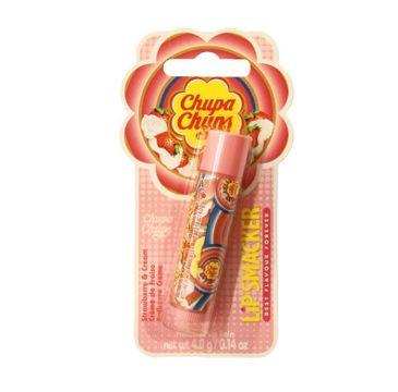 Lip Smacker Lip Balm balsam do ust Chupa Chups Strawberry & Cream 4g