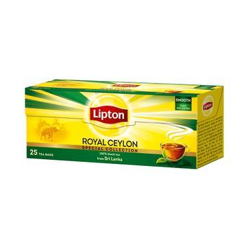 Lipton Black Tea herbata czarna Royal Ceylon 25 torebek 50g