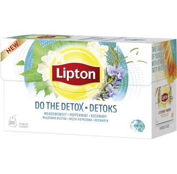 Lipton Herbata ziołowa Detoks 20 torebek 32g