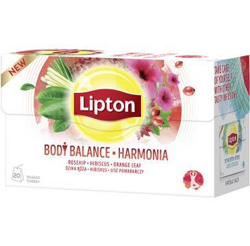 Lipton Herbata ziołowa Harmonia 20 torebek 36g
