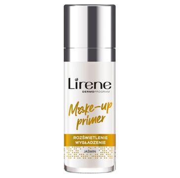 Lirene Make-Up Primer rozświetlająco-wygładzająca baza pod makijaż Jaśmin (30 ml)