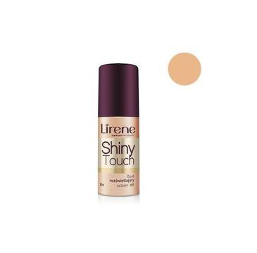 Lirene Shiny Touch fluid rozświetlający do twarzy 107 Beżowy 30ml