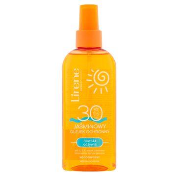 Lirene Sun jaśminowy olejek ochronny SPF30 (150 ml)