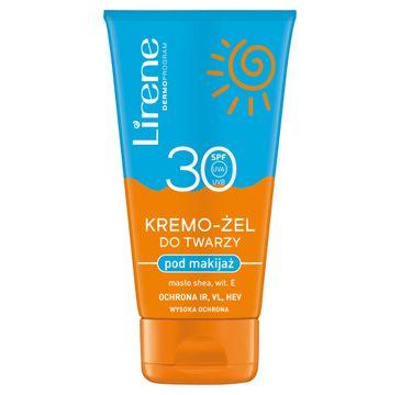 Lirene Sun kremo-żel do twarzy SPF30 (50 ml)